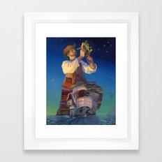 The Navigator's Gift Framed Art Print