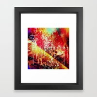 WannaBe Framed Art Print