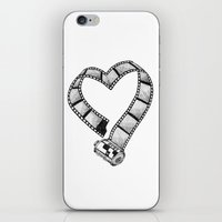 Love Of Photography iPhone & iPod Skin