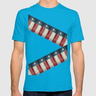 T-shirt featuring Retro Style Texas State … by Bruce Stanfield