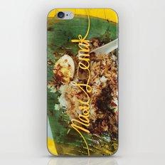 Fatty Rice iPhone & iPod Skin