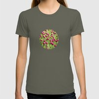 Tulips will remember  Womens Fitted Tee Lieutenant SMALL