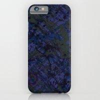 Tahitian Blue iPhone 6 Slim Case