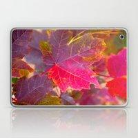 Fall Party Laptop & iPad Skin