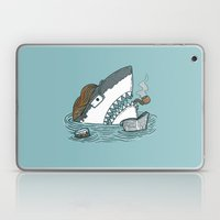 The Dad Shark Laptop & iPad Skin