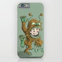 Monster Inside iPhone 6 Slim Case