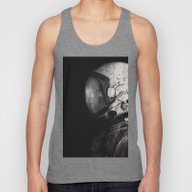 Staring Into Space Unisex Tank Top
