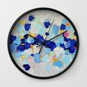 Amoebic Party No. 2 Wall Clock