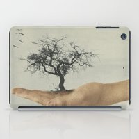 It's all in your mind iPad Case