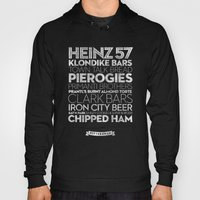 Pittsburgh — Delicious City Prints Hoody