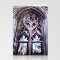 I can see your soul (Yale, CT) Stationery Cards