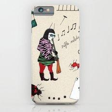 Joueuse de Fusil iPhone 6s Slim Case