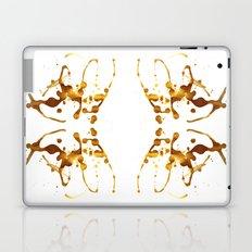 Symmetria Gold 1 Laptop & iPad Skin