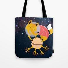 Zorrito Planetario Tote Bag