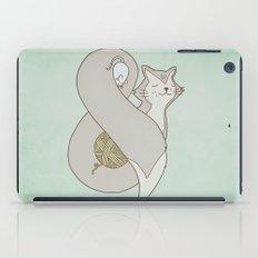 Catpersand iPad Case