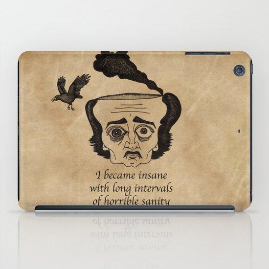 Poe insane iPad Case