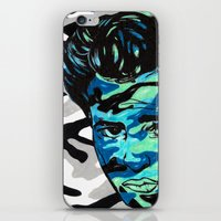 Marlon Brando: Double Vi… iPhone & iPod Skin