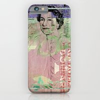 iPhone & iPod Case featuring Queen by Dampa