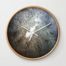 zero tyme Wall Clock