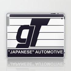 GT Japanese Automotive Laptop & iPad Skin