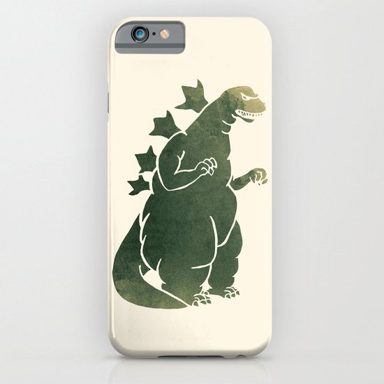 Godzilla - King of the Monsters iPhone & iPod Case