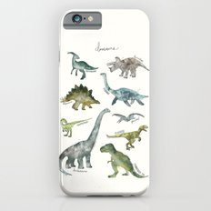 Dinosaurs iPhone 6 Slim Case
