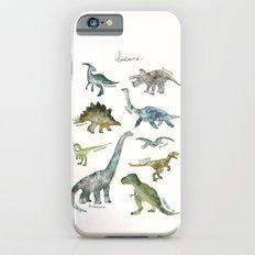 Dinosaurs iPhone 6 Slim Case