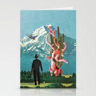 Fellowship Of The Opposi… Stationery Cards