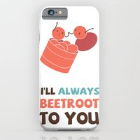 I'll Always Beetroot (Va… iPhone 6 Slim Case
