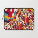 Colorful Mountains Laptop Sleeve