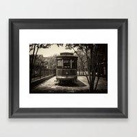 Streetcar Named Desire -… Framed Art Print