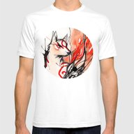 T-shirt featuring Okami by Rubis Firenos