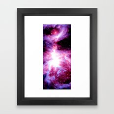 Orion Nebula  Framed Art Print
