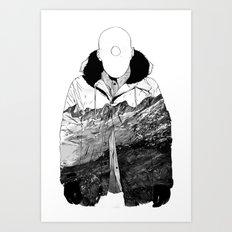 Frontier Art Print