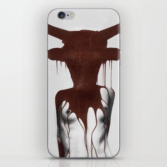 Taurus iPhone & iPod Skin