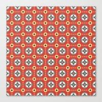 Good Vibratons [Red] Canvas Print