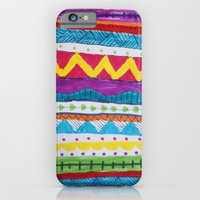 iPhone & iPod Case featuring Tribal  by Natalie Guardado