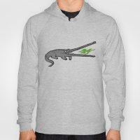 Crocodiles Hoody