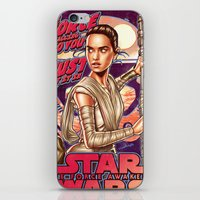 The Force Is Calling To … iPhone & iPod Skin