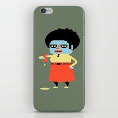 Doris iPhone & iPod Skin