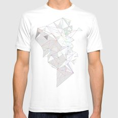 Autumn Equinox 2010 SMALL Mens Fitted Tee White