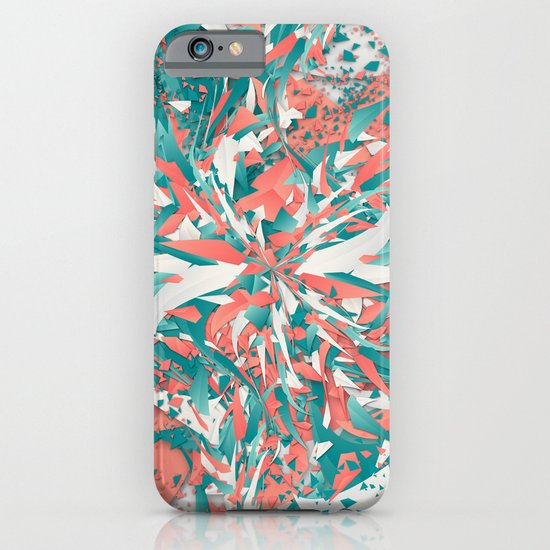 Pastel Explosion iPhone & iPod Case