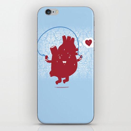 Cardio Ambition iPhone & iPod Skin