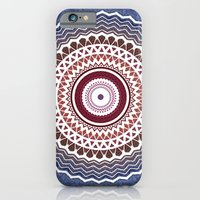iPhone & iPod Case featuring behind the mirror by austeja saffron