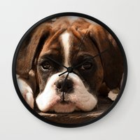 Alfie I Wall Clock