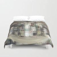 Scots Duvet Cover