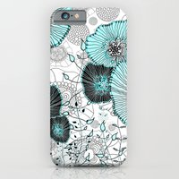 MYSTIC GARDEN MINT iPhone 6 Slim Case