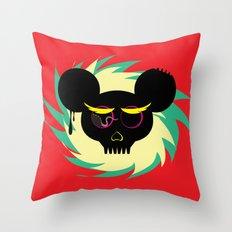 rat poison Throw Pillow