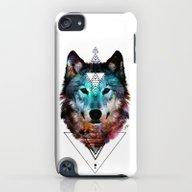 Sacred Wolf iPod touch Slim Case