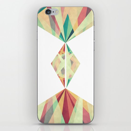 Different Outcomes iPhone & iPod Skin